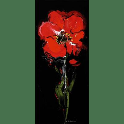 Apostolos Yayannos RED IN BLACK