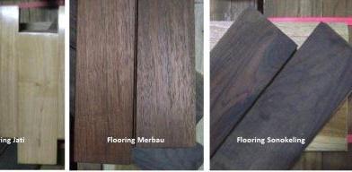 Apa Bedanya Lantai Kayu Flooring, Laminating Dan Parket biasa.