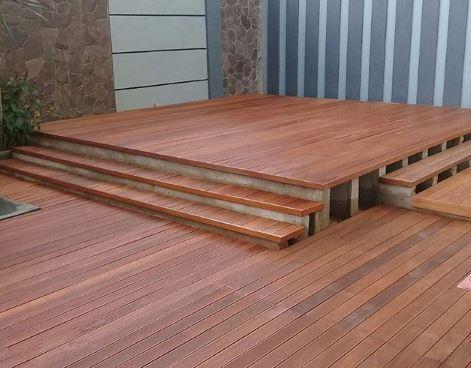 jual lantai parket kayu Bekasi