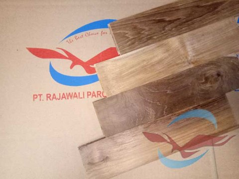harga lantai kayu Parquet Jati