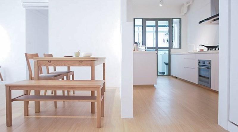 lantai kayu bontang