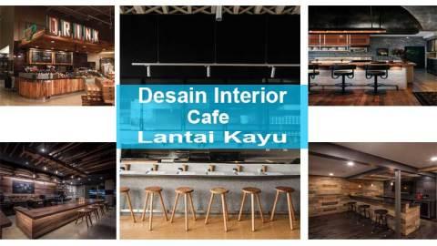 desain interior lantai kayu