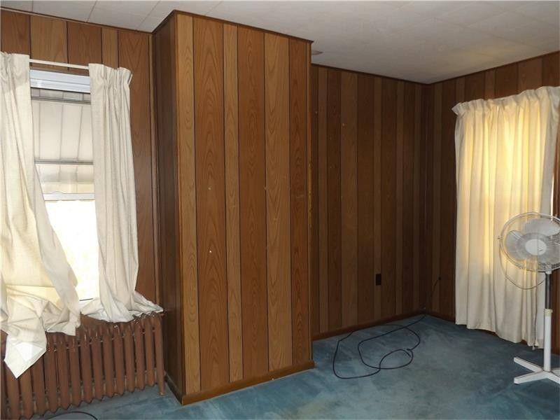 dinding kayu parket untuk rumah