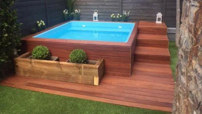 kolam rendam minimalis