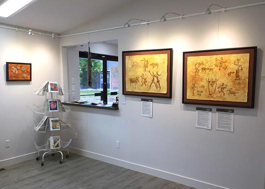 art lighting for galleries