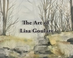 A virtual show of work by Gallery X member Lisa Goulart.