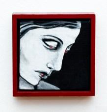 Eternal, 2020 Acrylic (framed) $65.00