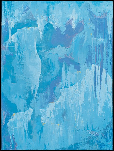 I Knew You Would Remember Acrylic $3500.00
