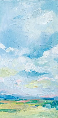 Spring #1, 2020 Oil on canvas $275.00
