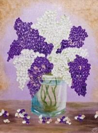 Favorite Flower Acrylic Framed NFS