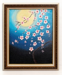 Spring Time Acrylic Framed $375.00