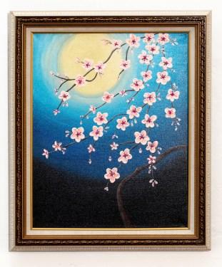 Maria Crocker Spring Time Acrylic Framed $375.00
