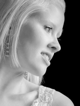 Portrait (window light) Photograph Matted and framed NFS