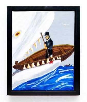 """""""Need A Bigger Boat"""" by David LeComte"""