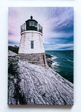 James Correia Castle Hill Light Photograph $235