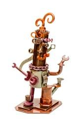 Johnny McCoy Little Rock, 2021 Metal sculpture $375