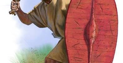 Fante Ligure secondo l'illustratore Johnny Shumate