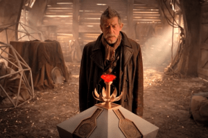 big red button john hurt