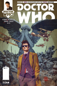 Doctor Who: New Adventures With The Tenth Doctor #6 - Cover A