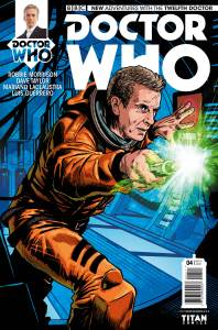 Doctor Who - The Twelfth Doctor #4  - Cover A