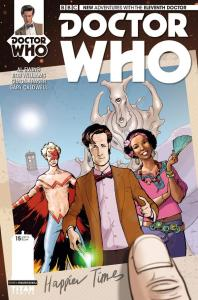 The Eleventh Doctor #15