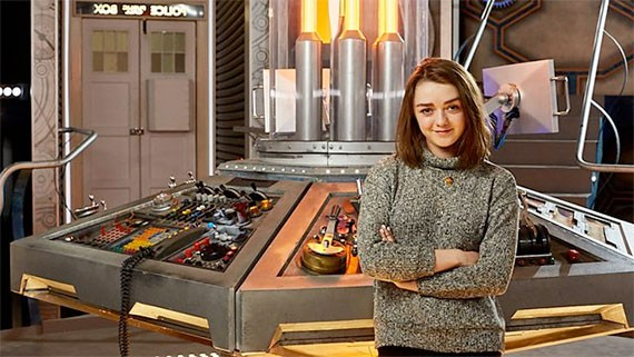 Maisie-Williams, The Girl Who Died