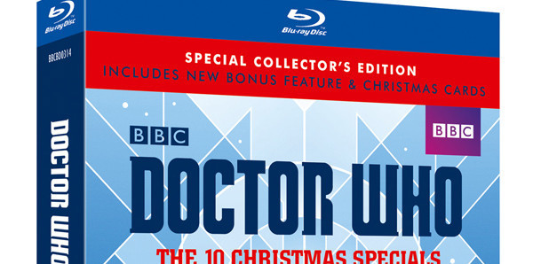 Doctor Who – The 10 Christmas Specials