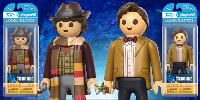 Des Playmobil Doctor Who !