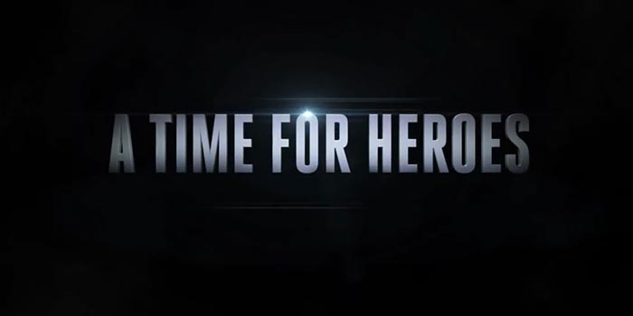 [Saison 10] Teaser : A Time for Heroes