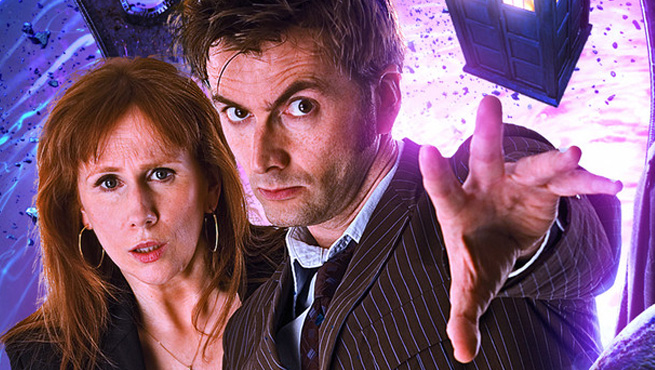 The Tenth Doctor Adventures vol. 2