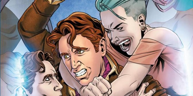 [Titan Comics 08th Doctor] A Matter Of Life And Death