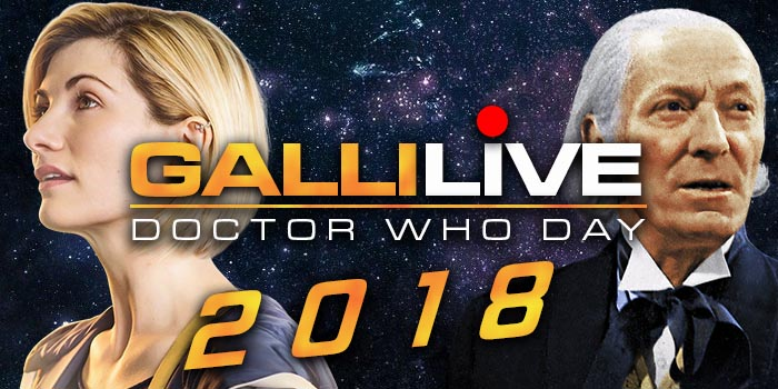 Doctor Who Day 2018