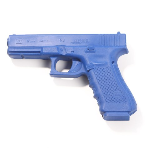 Image result for glock 19 gen 4 blue gun