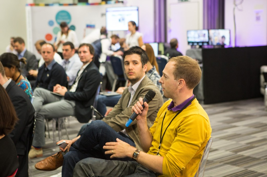 Listen to your attendees to get great event feedback