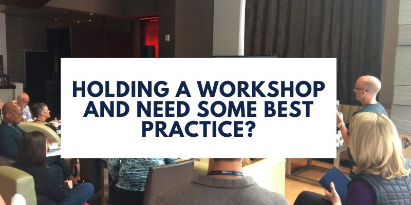 workshop best practice
