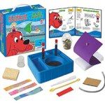 Clifford the big red dog water science kit
