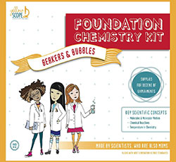 Yellowscope Foundation Chemistry Kit