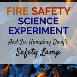 Fire Safety Science Experiment And The Invention That Came Out Of It