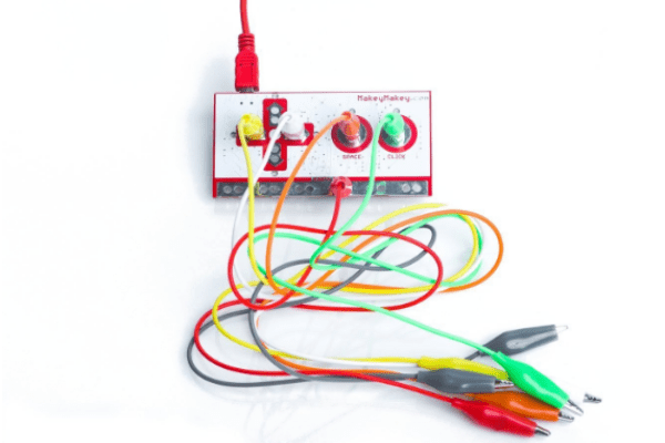Makey Makey Invention Kit - A very easy invention kit that even 10 year olds can understand. A great starter kit.