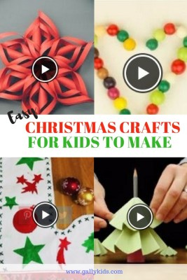 It Cant Get Easier Than This Over 10 Easy Christmas Crafts For Kids