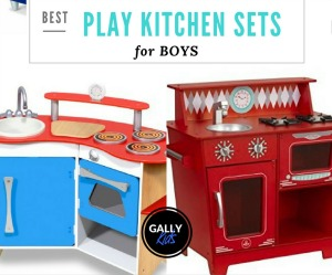Best Boys Play Kitchen Sets 2018: Great For Pretend Play