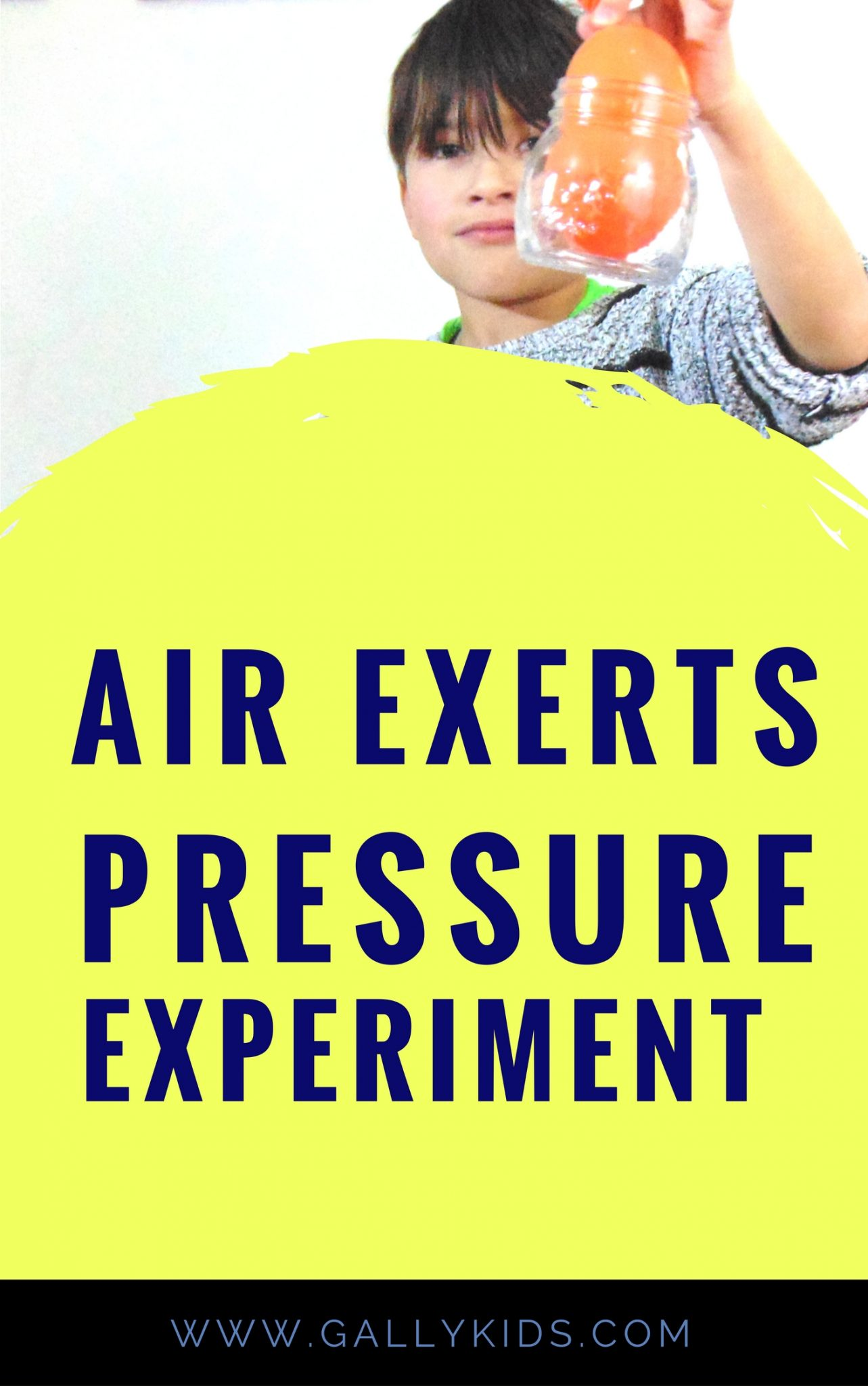Can You Carry A Glass Jar With A Balloon? [Air Exerts Pressure Experiment]