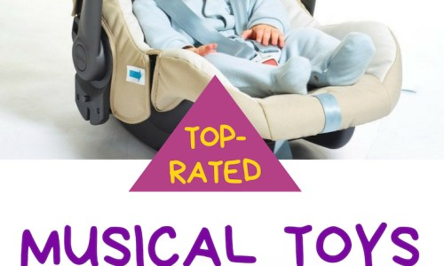 The Best Musical Toys For Babies Under 6 Months