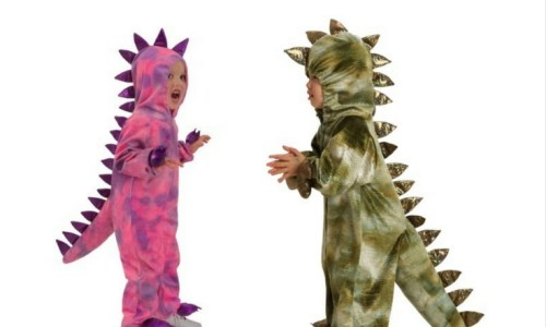 Awesome And Realistic Dinosaurs Toddler Costume (and Big Kids too!)
