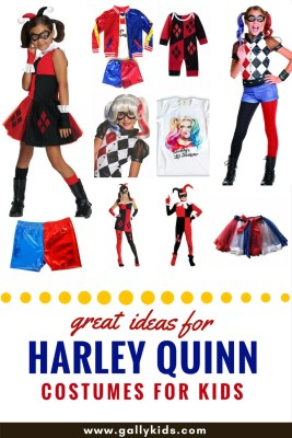 The coolest kids harley quinn costumes for halloween diy ideas pick the best harley quinn costume for kids daily wear outfit ideas solutioingenieria Image collections