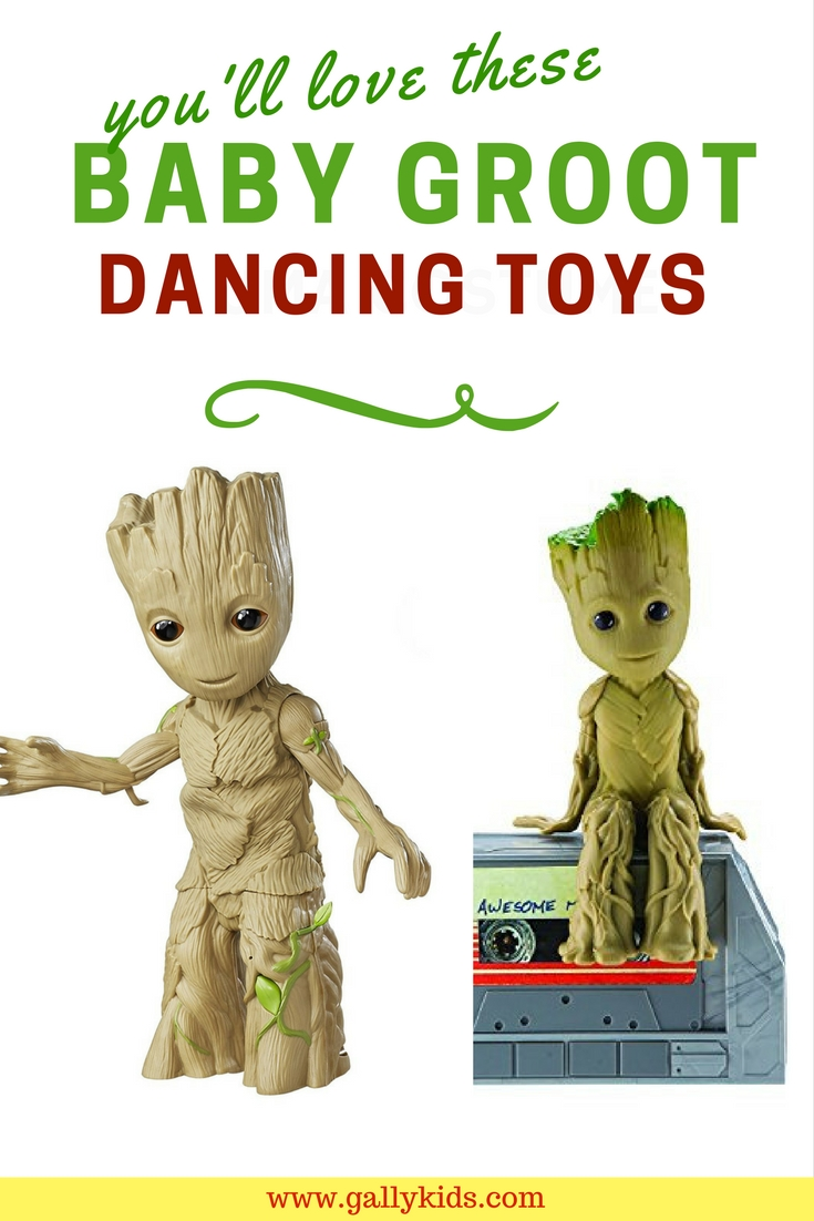 Teenagers Toys Would Like That : Dancing baby groot toys that your kids would