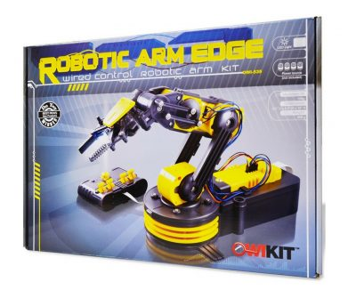 Robotic kit for 10 year olds. A cool electronic kit to get kids interested in robotics.