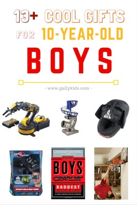 Awesome Toys And Gifts For 10 Year Old Boys A Gift Guide 2018