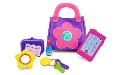 Kidoozie purse set. Great for pretend and imaginative play