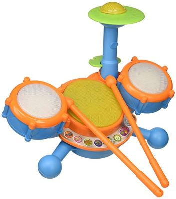 Give your 2 year old the gift of music with this vtech kidi beats drum set. Great for sensory development and for learning about music too